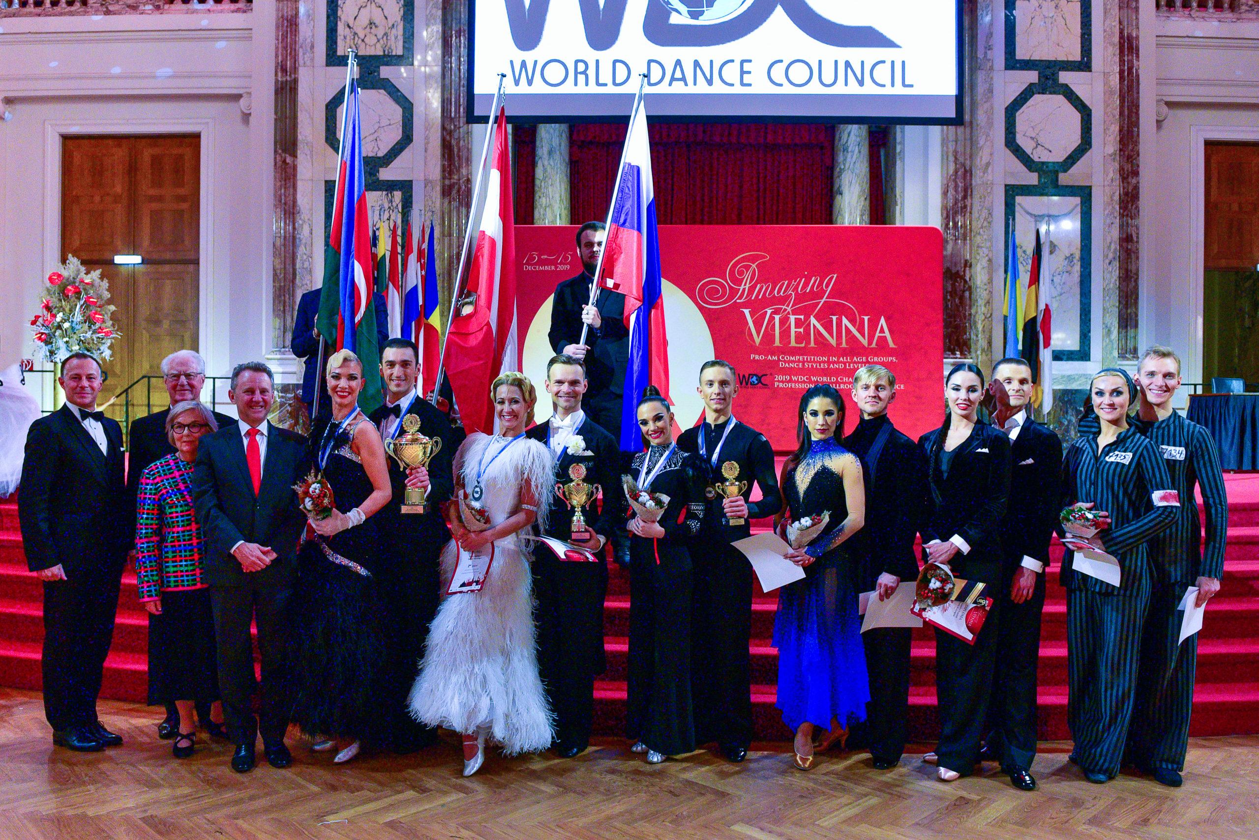 AMAZING VIENNA 2019 & WDC WM Professional Showdance – Eindrücke und Ergebnisse